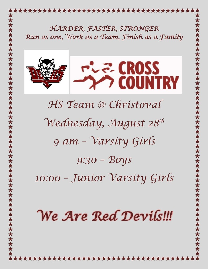 Cross Country Flyers